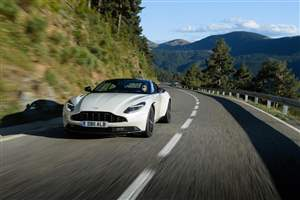Aston Martin success