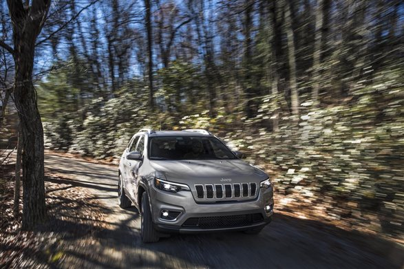 Jeep Cherokee: New Look, New Engine