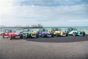 Caterham sales on the up