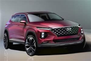 Hyundai Sante Fe images