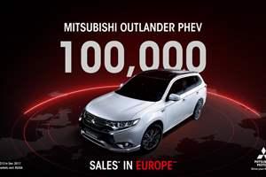 Outlander PHEV success
