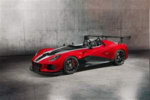 Lotus 3-eleven now even hotter