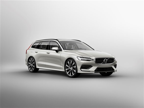 Volvo V60 Launches in Sweden