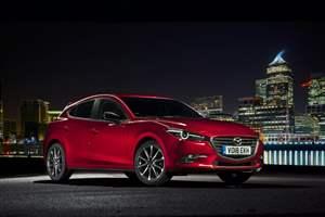Mazda3 Sport Black on sale now