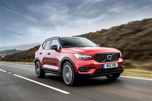 Volvo XC40 is instant hit