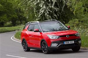 New 0% Ssangyong finance offer