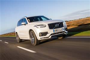 XC90's unrivalled safety