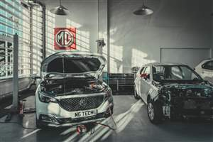 MG invests in UK base