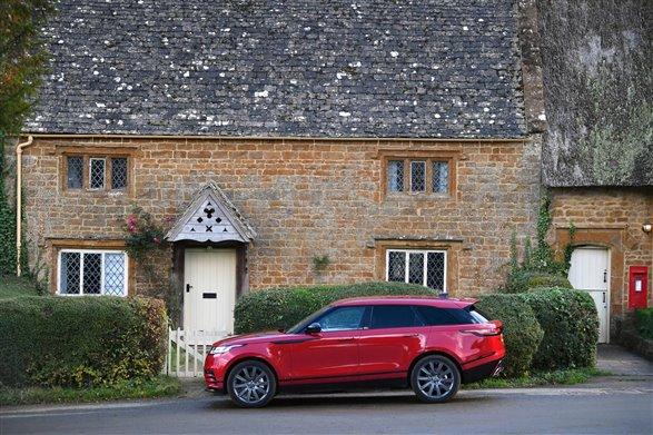 Range Rover Velar updates | New Release