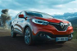 Renault Kadjar finance offer