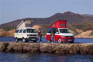 VW California Dreamin'