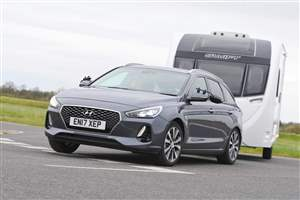 i30 Tourer towing award