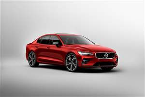 Volvo unveil new S60