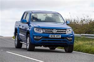 Power boost for Amarok