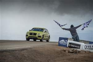 Bentayga: King of the hill