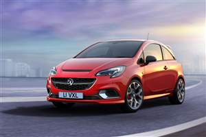 Corsa GSi on sale now