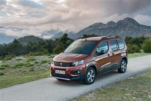 Peugeot Rifter pricing