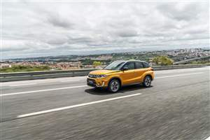 Suzuki Vitara update on way