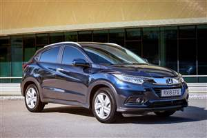 Honda HR-V gets refresh