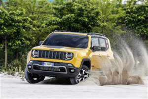 New Renegade on way