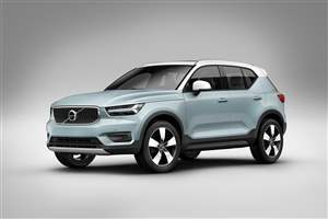 Volvo expands XC40 range