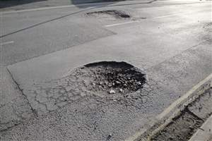 Pothole inaction slammed