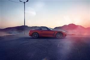 New BMW Z4 on the way