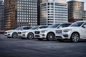 Volvo sales continue to rise