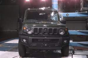 Jimny safety disappoints
