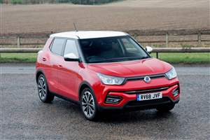 SsangYong's new finance deals