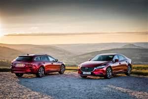 Mazda6 Gets 5 Stars