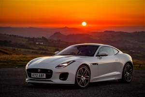 Jag launch special F-TYPE