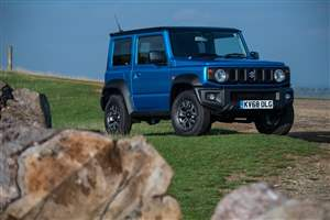 All-new Suzuki Jimny for 2019