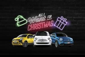 Fiat's Christmas cashback