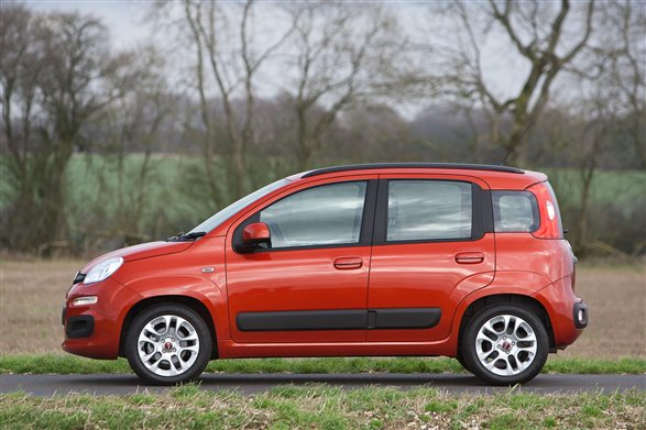 Fiat Panda panned as NCAP award it zero-points for safety