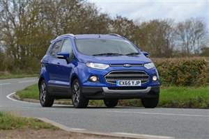 Used EcoSports selling fast
