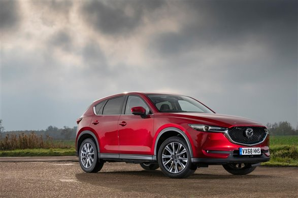 Mazda Update Cx 5 Range New Release Car News Jan 2019 Carsite