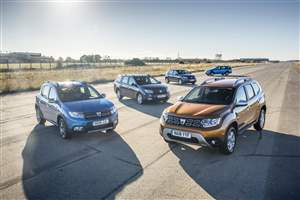 New Dacia finance deals