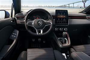 Inside the new Clio