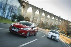 Nissan Micra updates