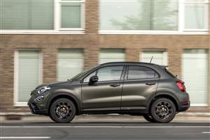 Special Fiat 500X announced