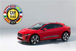 Jag I-PACE grabs gong