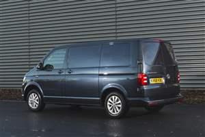 VW take five at van awards