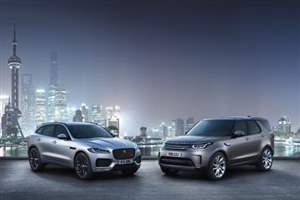 JLR report rise in sales