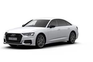 Audi A6: Back in Black