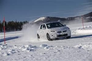 Corsa takes to the ice