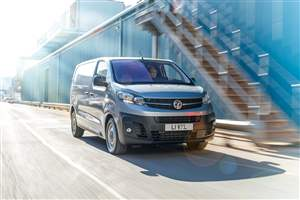 Vauxhall Van Awards