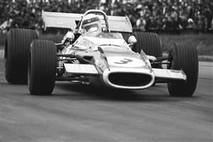 Sir Jackie Stewart returns