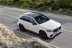 New Merc GLC on sale
