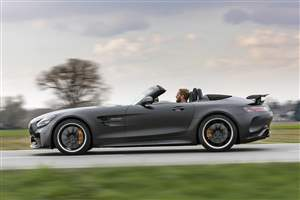 AMG Roadster goes on sale